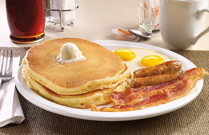 Item : Build Your Own Grand Slam® - Denny's